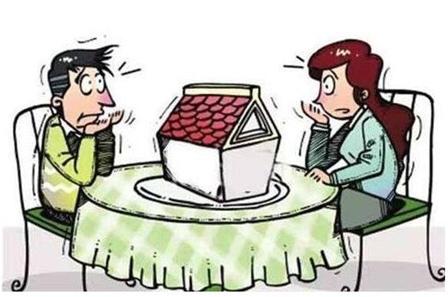 结婚十年离婚财产如何分